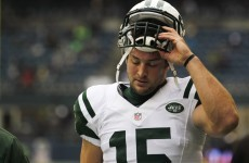 New York Jets players trash team-mate Tim Tebow: 'He's Terrible'