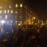 'Over 2,000' attend sit-down protest for Savita at Leinster House