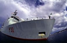 Naval Service detain Irish registered fishing vessel off Waterford coast