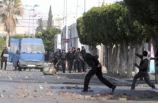 Army brought onto streets to quell Tunisian riots