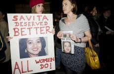 "Savita's mother: ""They killed my 30-year-old daughter"""