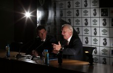 Darkest before the dawn as Trapattoni looks forward to new era