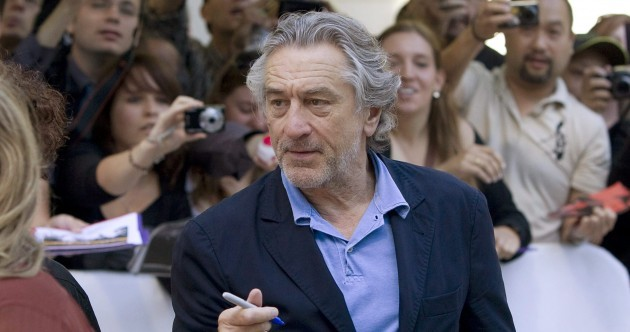 The Dredge: Robert de Niro and Jay-Z... FIGHT! FIGHT! FIGHT!