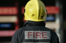 Two firemen attacked while fighting Limerick house fires