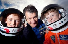 Space man: Astronaut Paolo Nespoli to give talk in Dublin