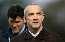 The heart has been ripped out of the Irish team - Conor O'Shea