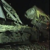 47 children dead in Egypt after train crashes into bus