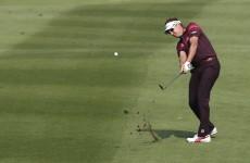 Poulter leads Scott by one in Australian Masters