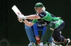 Stirling and Shillington capture top prizes at Irish Cricket Awards