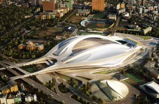 Welcome to Japan's new Kasumigaoka National Stadium