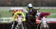 Nicholls breaks his duck as Al Ferof lands Paddy Power Gold Cup at Cheltenham