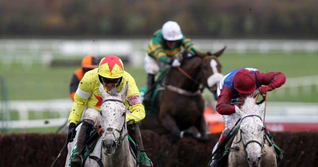 Nicholls breaks his duck as Al Ferof lands Paddy Power Gold Cup at Cheltenham