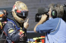 Vettel takes the 100th pole of his F1 career at US Grand Prix