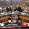 VIDEO: ESPN analyst Lee Corso calls 5-year-old a 'midget'