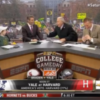 VIDEO: ESPN analyst Lee Corso calls 5-year-old a 'midget'