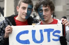 Student campaign against cuts to pick up speed