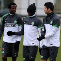 Champions League: Celtic aiming for top spot after famous win over Barcelona