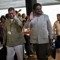 Colombian rebels announce cease-fire
