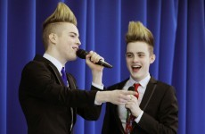 Jedward among five acts shortlisted for Eurovision
