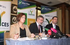 "Sinn Féin launches alternative budget, say ""Government still have choices"""