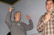 Bill Murray will party with anyone... here's the evidence