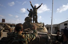 Syrian rebels set up independent intelligence service