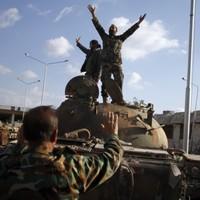 Syrian rebels set up independent intelligence service