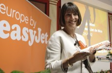 easyJet revenue and passenger numbers up