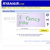 Ryanair comes onto customers via website