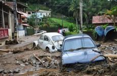 In photos: Mudslides wreak havoc in Brazil