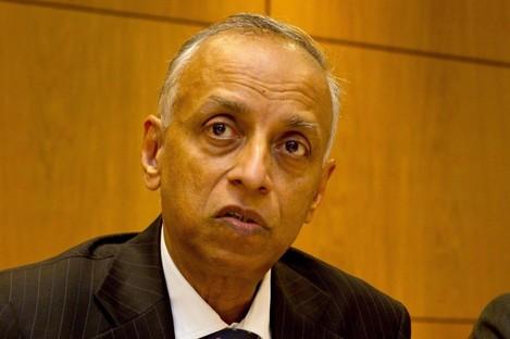 Leader of the investigation team, Sir Sabaratnum Arulkumaran, head of obstetrics and gynaecology at St George's University of London