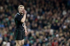 'I'm sure we're going to hop off each other at the weekend' - Keith Earls