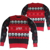 Full metal jumper: Christmas present for the music fan in your life