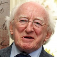 President Higgins visiting Liverpool today