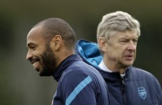Again? Really? Wenger hints at Henry return