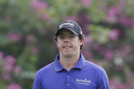 McIlroy is looking to win his fifth title of the season.