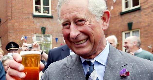 PICS: A Year in the Life - Prince Charles of Wales