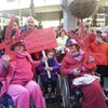 5,000 march to Leinster House in demand for greater disability rights