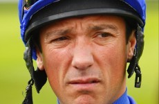Frankie Dettori handed temporary French ban