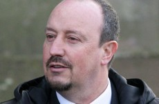 Rafa Benitez is the new Chelsea manager