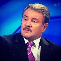 'Gentleman Thief' -- Ireland freaks out at Ray Houghton's moustache