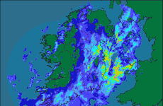 Rain now...cold later: winter to bed in at weekend