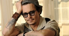 The Dredge: Johnny Depp is in lurrve again