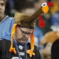 The Redzone Thanksgiving Special: the one with the football