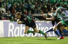 Connacht change 3 for Dragons trip