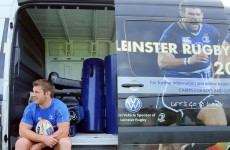Notorious S'OB: O'Brien named in Leinster XV