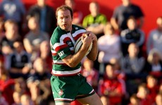 Geordan Murphy out of Six Nations