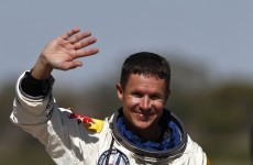 Pure daycent! Felix the space jumper is from Cork, like