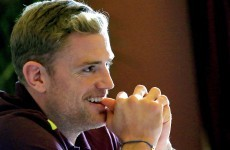 'It's just another game for us' says stand-in skipper Jamie Heaslip ahead of Pumas showdown