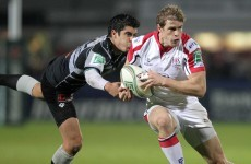 Trimble returns to head up Ulster Italian job